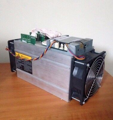 Bitmain Antminer S7 4.73th UK seller in hand