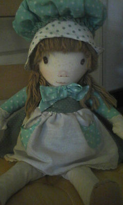 Doll nightdress holder