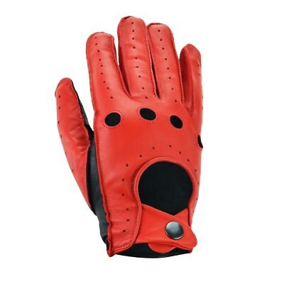 Real Top Quality Leather Driving Gloves