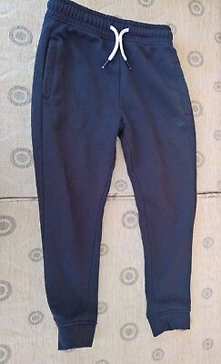 Boys Next Navy Blue Joggers / Jogging Bottoms - Age 5-6 Years