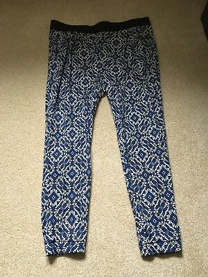 Topshop Maternity Trousers Size14