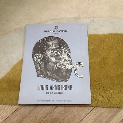 Programme..louis Armstrong