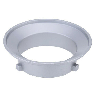 SA-01-BW 144mm Mounting Flange Speedring Ring Adapter for Flash for Bowens S8S3
