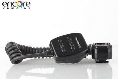 Yongnuo Off-Camera Shoe Flash Cord OC-E3 - Off Camera Sync for Canon SN:17.292