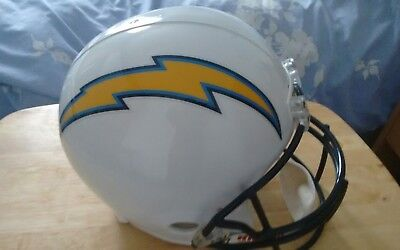 L.A. Chargers American Football Helmet
