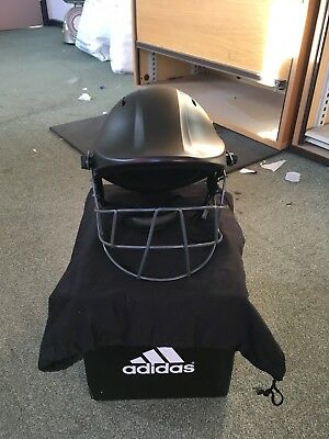 Black Ayrtek Cricket Helmet