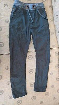 Boys Grey Trousers from Next, age 5-6 years, great condition