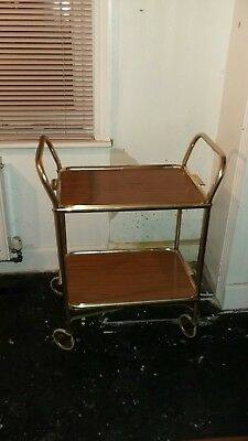 hostess trolley old- sixties?