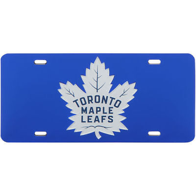 WinCraft Toronto Maple Leafs Crystal Mirror License Plate - NHL