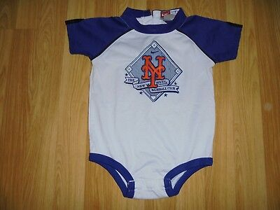 New York Mets Baseball Jersey By Nike Size 18 Months