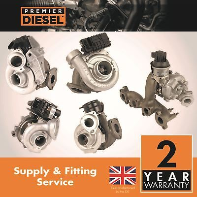 Land Rover Range Discovery 2.7TD 53049700039 140KW 190HP Turbo Supply & Fitting