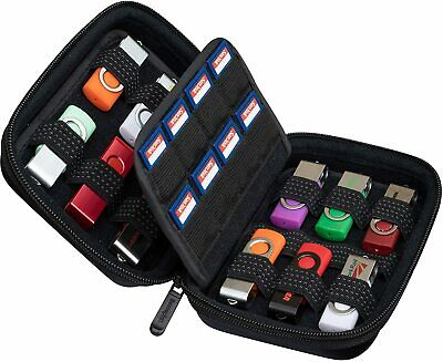 ButterFox 64 Game Card Storage Carry Case for Nintendo 3DS, 2DS and DS game card