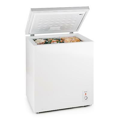 New Freezer Chest Food Storage Frost Free Energy A+ Large 145 L Kitchen White