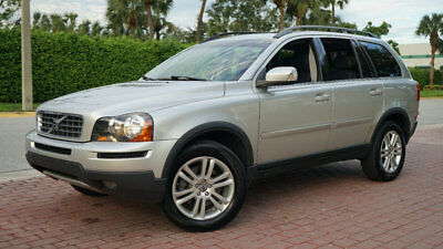 2010 Volvo XC90 3.2 THIRD ROW LEATHER SUNROOF ONE OWNER CLEAN CAR! ONLY 51,381 MILES SUPER CLEAN SERVICED BY VOLVO 3RD ROW SUNROOF LEATHER!!!!!!!!!