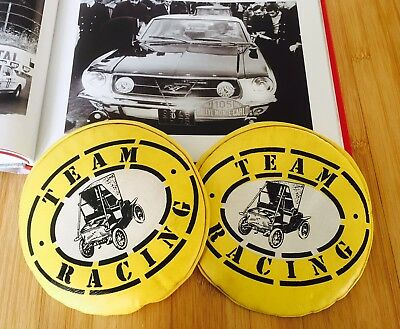 Cibie Cover Lights Ford Mustang Écurie Ford France Oscar Gordini A110 Les Leston