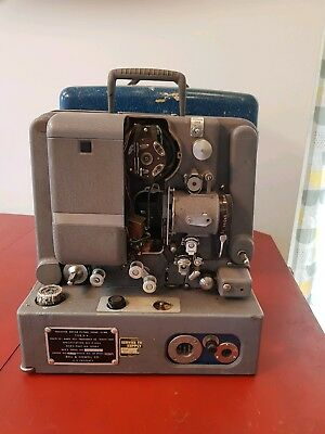 Vintage bell and howell 16mm projector