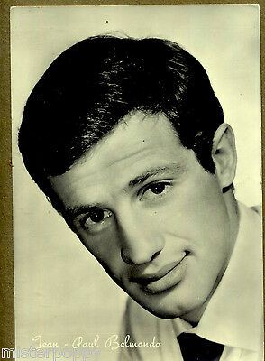 JEAN PAUL BELMONDO Attore Cinema Teatro PC Film Star Circa 1950s