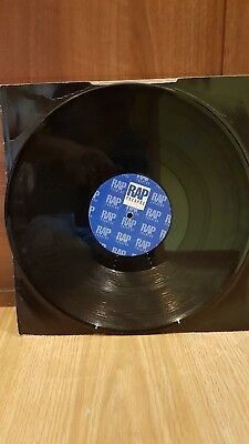 Glamour Gold,the Only One, Rap Records,rap 001,oldskool Jungle, Drum & Bass