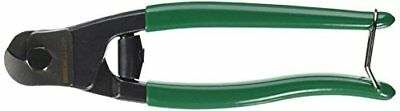 Greenlee Wire Cable Cutter, Heavy Duty Forged Metal, Steel Blade Cushioned Grips