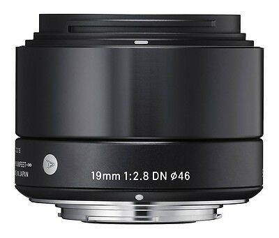 """Sigma DN 19mm F2.8 """"A"""" Series For Sony E"""
