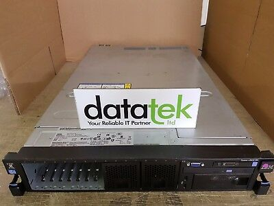 IBM X3650 M4 2U RACK SERVER 1 x E5-2630, 4GB, M5110E/512MB, DVD, 2x PSU,