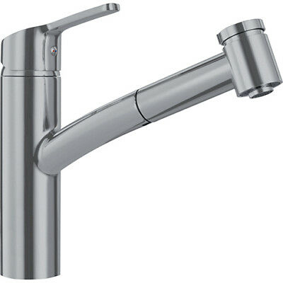 Grifo Caño Alto Extraíble FRANKE SMART PullOut Inox 1150391484