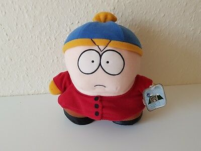Cartman Plush 7.5 Inch 1998 MINT CONDITION RARE WITH TAGS South Park Vintage Toy