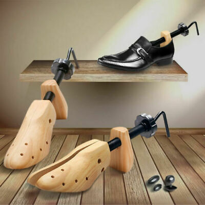 Professional Adjustable Mens Wooden Shoe Stretcher