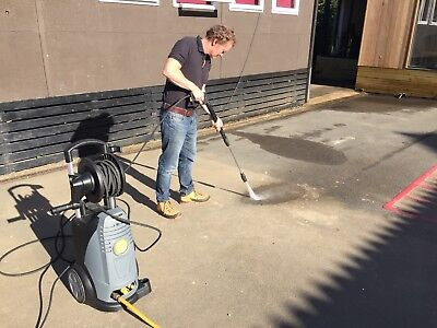 Pressure Washing Business Opportunity