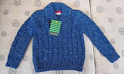 **new** John Lewis age 18-24 months Years Boys Knitted Jumper