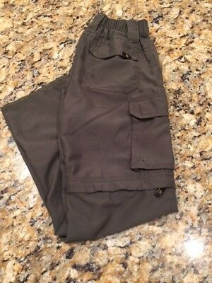 Boy Scout Convertible Pants/Shorts--Youth Small