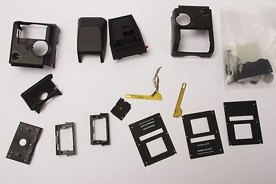 Lot of Rollei SL200f parts, incl. prism finder covers (no glass) #2