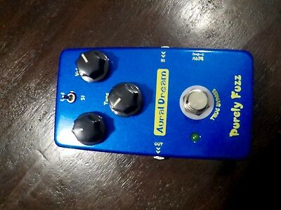 fuzz distortion per chitarra