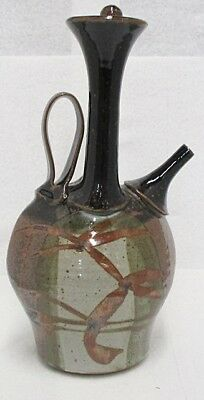 Unmarked Pottery Coffee Pot
