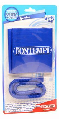 BONTEMPI Carry Case and Flex Mouth Tube for Mouth Piano