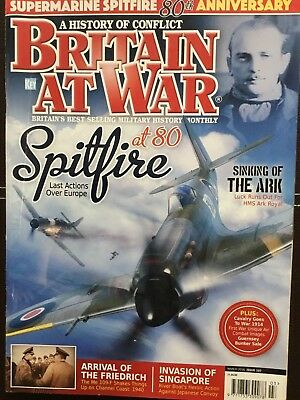 Britain at War Magazine - Spitfire at 80 March 2016