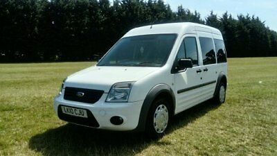 Ford Transit Tourneo Connect 1.8 TDCi Wheelchair WAV DISABLED TAXI DISABILITY