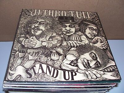 Jethro Tull Vinyl Lp-Stand Up.