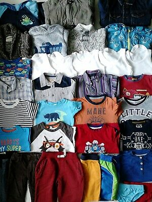 Massive Boys Clothes Bundle 2 - 3 Years