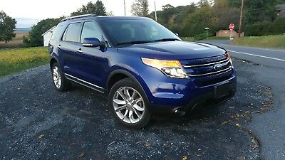 2013 Ford Explorer  2013 FORD EXPLORER LIMITED AWD! FULLY LOADED! FREE DELIVERY!