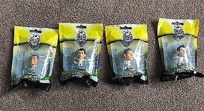Soccerstarz Real Madrid 4 Players New.  Ronaldo, Kroos, Bale And Pepe.