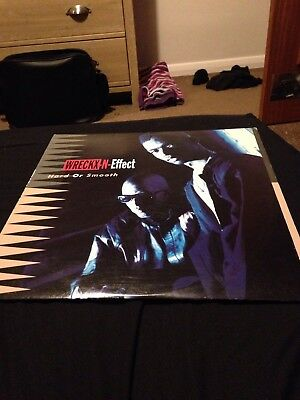 WRECKX-N-EFFECT - Hard Or Smooth Vinyl LP
