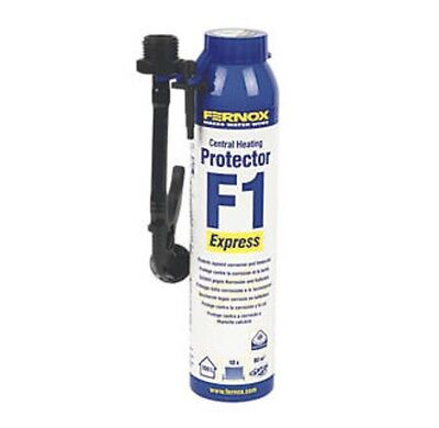 Fernox F1 Express Inhibitor 265ml Both Nozzles