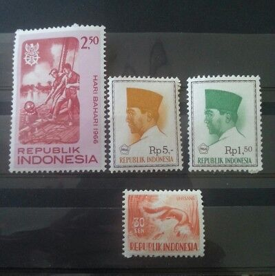 indonesia stamps. .