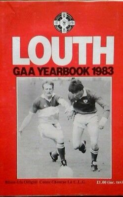 Louth Gaa 1983 Official Yearbook