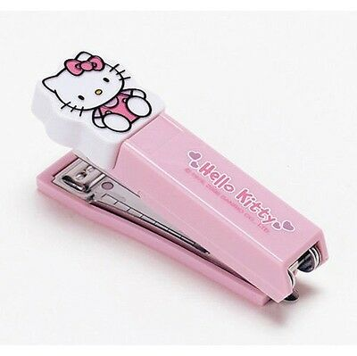 Hello Kitty Office School Stationery Stapler : Pink Kitty