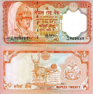 NEPAL 10 Rupees Banknote World Paper Money UNC Currency Pick p-70 Himalayas