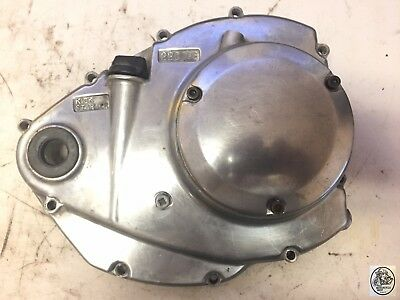 1977 Suzuki Gt750 Water Buffalo Right Engine Crank Case Clutch Cover Oem 11341-3