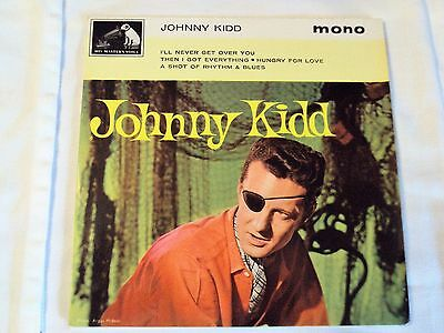 Johnny Kidd & The Pirates Ep