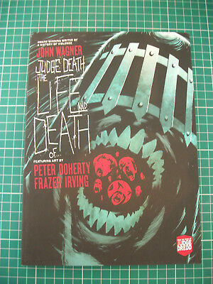 Judge Dredd judge death the life and death of